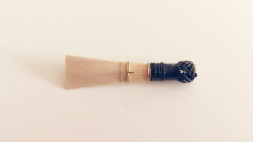 Wietfeld Baroque Bassoon Reed